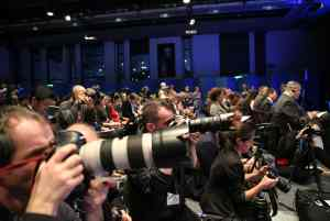 photographers at United Nations