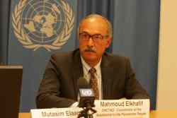 UNCTAD REPORT ON ASSISTANCE TO THE PALESTINIAN PEOPLE 2012