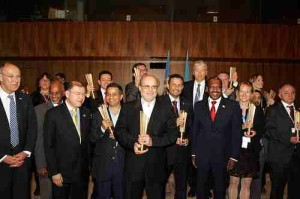 WSIS Forum 2012 recognizes outstanding achievements in getting the world connected