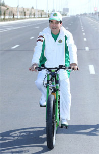 """Sport for all and everyone"" – President of Turkmenistan"